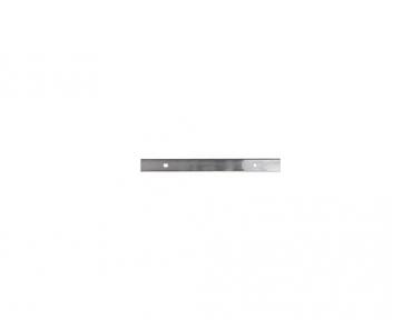1 Paar schaafmachine keermessen HL-Staal 205 mm
