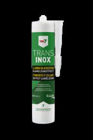 Trans7 Inox Semi Transparante afdichtingskit koker 310 ml