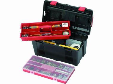 Profi-Line gereedschapsbox met uitneembare inzetbak