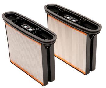 Polyester standaardfilters (set 2 stuks) AC1625/AC1630