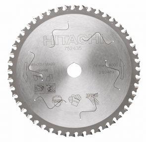 Cirkelzaagblad voor aluminium 255 x 30, 60 tanden te gebruiken voor C10FCB / C10FCH / C10FSB / C10FSH / C10RA