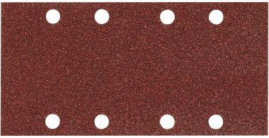 Schuurvel 93x228 mm Korrel 150 RED 10 st.