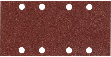 Schuurvel 93x185 mm Korrel 150 RED 10 st.