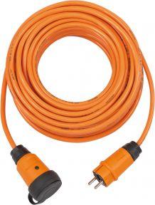 9162250200 verlengkabel IP44 25m oranje H07BQ-F 3G2,5