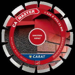 CAM1253000 BAKSTEEN / ASFALT CA MASTER 125x22.2MM