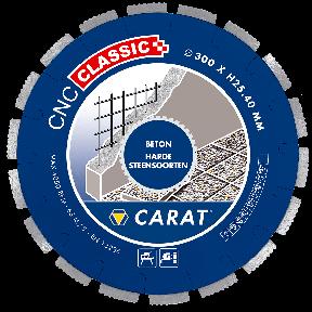 CNCC350400 BETON CNC CLASSIC 350x25,4MM
