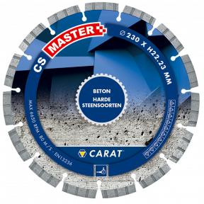 CSM1253000 BETON CS MASTER, 125x22,2 MM