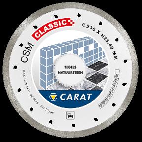 CSMC125300  diamantzaagblad TEGELS CSM CLASSIC 125x22.2MM