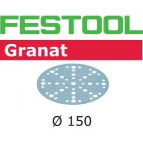 575163 Schuurschijven Granat STF D150/48 P100 GR/100