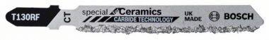 Carbide Decoupeerzaagblad T130RF Special for Ceramics 2608633104 3 stuks