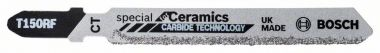 Carbide Decoupeerzaagblad T150RF Special for Ceramics 2608633105 3 stuks