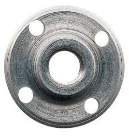 Flensmoer M 14, 3 mm voor álle haakse slijpmachines van 115 - 230 mm