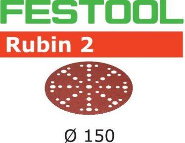 575180 Schuurschijven Rubin 2 STF D150/48 P80 RU2/10