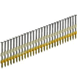 HE57AAB Stripspijker Type HE 34° Ring 3,1 x 75 mm Gegalv. 3000 Stuks