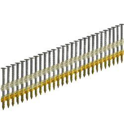 HE59AAB Stripspijker Type HE 34° Ring 3,1 x 90 mm Gegalvaniseerd Sencote 3000 Stuks