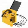 131012 R220 Frigo 2 F-Zero Set Elektrisch Pijpinvriesapparaat
