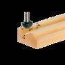 490986 Holprofielfrees HW schacht 8 mm HW S8 R9,7