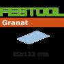 497124 Schuurstroken Granat STF 80x133 P240 GR/100
