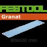 497162 Schuurstroken Korrel 180 Granat 50 stuks STF 80x400 P180 GR/50