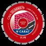 CNAC300400 Diamantzaagblad BAKSTEEN / ASFALT CNA CLASSIC 300x25,4MM