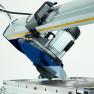 P-3515 Laser Steenzaagmachine + zijtafel + diamantzaagblad 230 Volt!