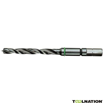 492517 Houten spiraal boor D 8 CE/W
