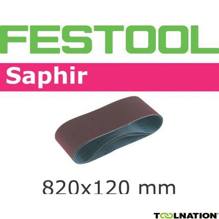 488086 Schuurband CMB120 820x120-P180-SA/10