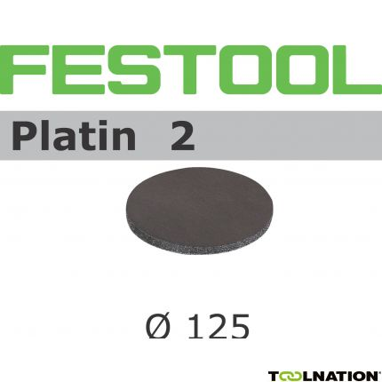 492376 Schuurschijven Platin STF D125/0 S2000 PL2/15