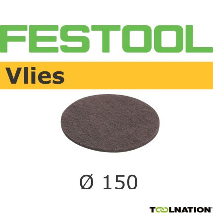201128 Schuurvlies 150 mm STF D150/0 S800 VL/10