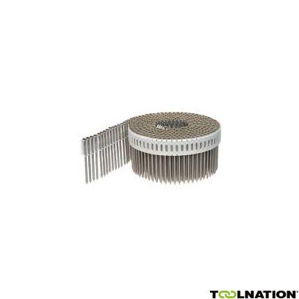 Spoelnagel IN-TAPE 2,5 X 45 Ring Verzinkt Gypsum 11.700 stuks