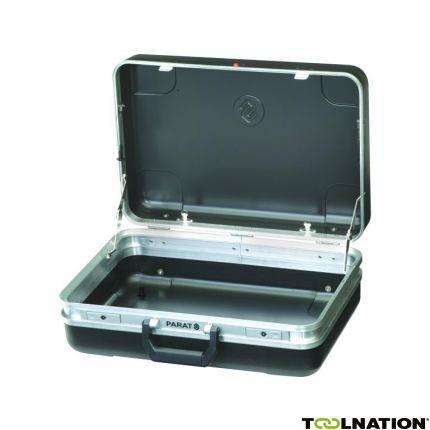 Silver gereedschapskoffer zonder interieur