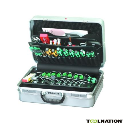 Classic gereedschapskoffer aluminium