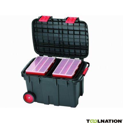 Profi-Line gereedschapsbox met rollen