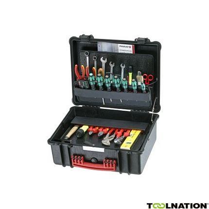 PARAPRO gereedschapskoffer met CP-7 houders