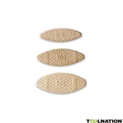 Houten lamellen Assortiment - 250X0 + 250X10 + 500X20