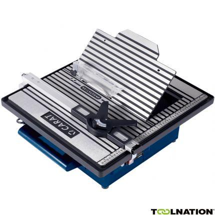 Microcoup 180 Alu tegelzaagmachine + diamantzaagblad