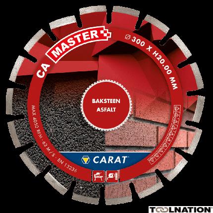CAM3004000 Diamantzaagblad ASFALT CA MASTER 300x25,4MM