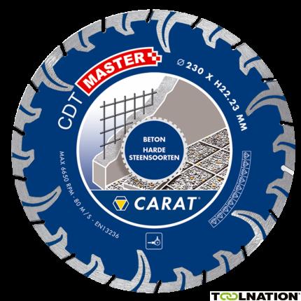 CDTM230300 Diamantzaagblad TURBO CDT MASTER 230x22,2MM