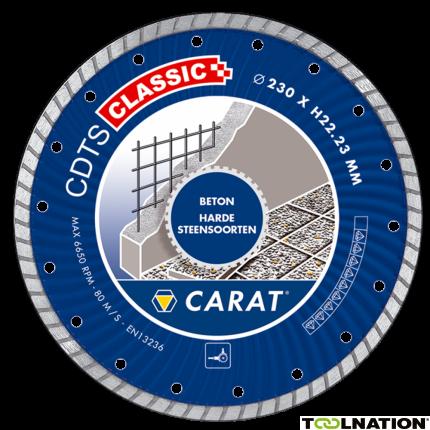 CDTSC11530 Diamantzaagblad CDTS CLASSIC 115x22.2MM