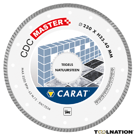 CDCM300400 TEGELS / NATUURSTEEN CDC MASTER 300x25,4MM
