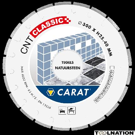 CNTC300400 Diamantzaagblad NATUURSTEEN CNT CLASSIC 300x25,4MM
