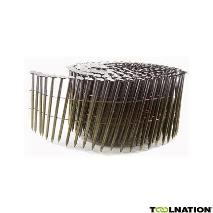 Spoelnagel CW 2,1x45 mm Ring Blank 12600 stuks