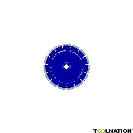 CS14050010 Diamantzaagblad LASER BETON STANDARD, 140x30,0 MM, TYPE CS