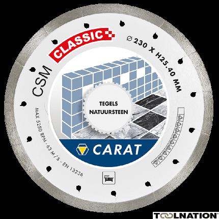 CSMC180400 Diamantzaagblad TEGELS CSM CLASSIC 180x25,4MM