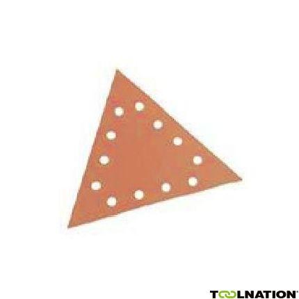 Schuurpapier Select, driehoek, P 100, 25 st