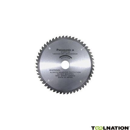 EY9PP13B HM-zaagblad 135 mm t.b.v. kunststof (EY4542)