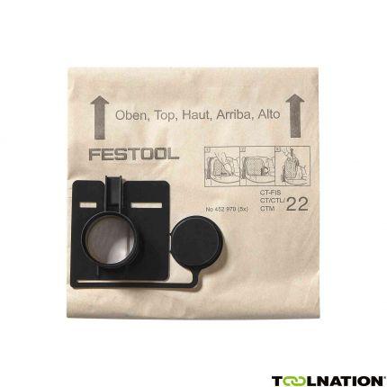 452970 Filterzak FIS-CT/CTL/CTM 22/5