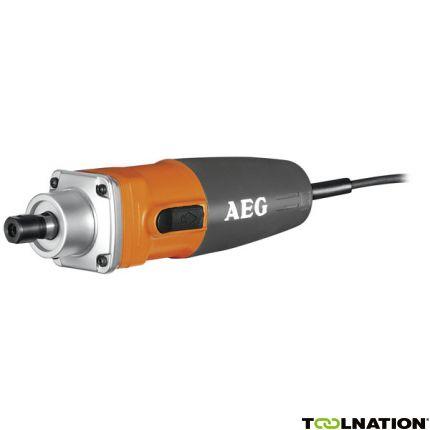 GS 500 E Rechte slijper 500 Watt variabel