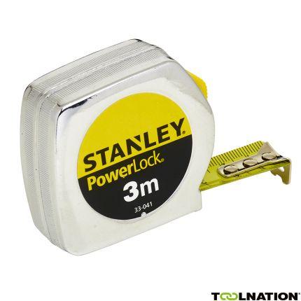 Rolbandmaat Powerlock 3m - 12,7mm metaal