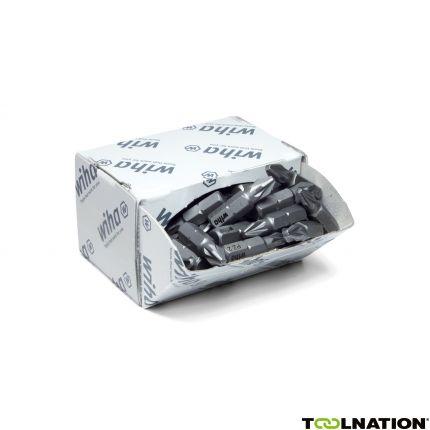 "Bitset Standard 25 mm TORX® (T25) 50-delig 1/4"" in grootverpakking (08068)"